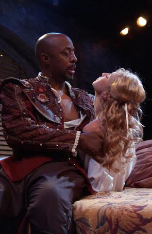 David Toney as Othello