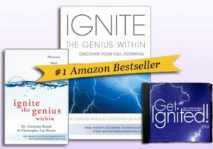 Ignite the Genius Within Book and Music Media Package