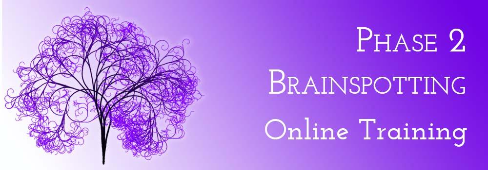phase 2 brainspotting with Christine Ranck